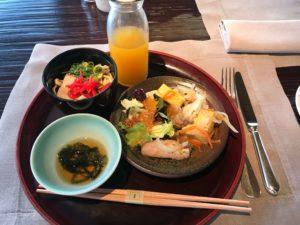 リッツカールトン沖縄 朝食4