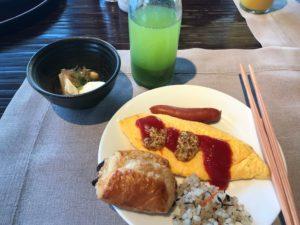 リッツカールトン沖縄 朝食5