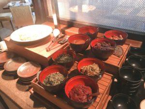 リッツカールトン沖縄 朝食1