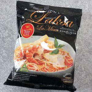 シンガポールラクサ インスタント麺